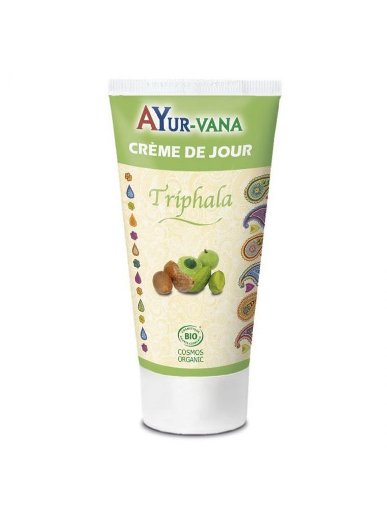 Triphala Bio - Crème de Jour Visage 75ml - Ayur-Vana
