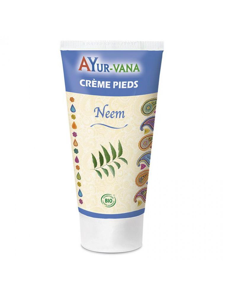 Neem Bio - Crème pour les Pieds 75ml - Ayur-Vana