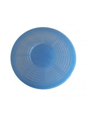 Image de Corbeille Bleue - Fontaine à Eau - Fontaine Eva depuis ▷ Housse Jaune pour Fontaine à Eau en verre 7 Litres - Fontaine