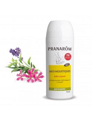 Roller répulsif Aromapic Bio- Anti-moustiques 75 ml - Pranarôm