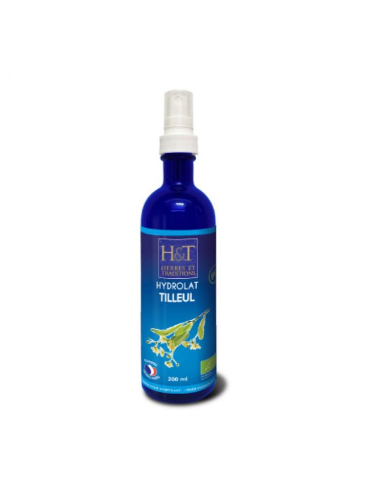 Tilleul Bio - Hydrolat de Tilia europaea 200 ml - Herbes et Traditions
