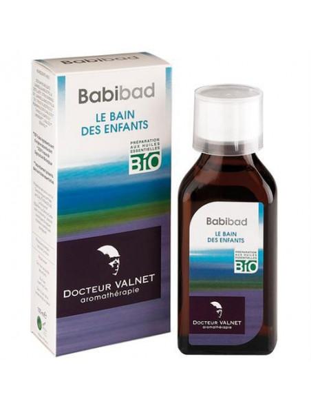 Babibad Bio - Bain relaxant pour enfants 100 ml - Docteur Valnet