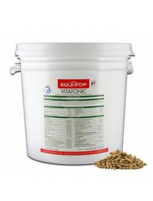 Image de Vitatonic - Vitamines et Minéraux pour les Chevaux 6 Kg - Equi-Top depuis ▷ Senior Horse Gold - Cheval âgé 1 litre - Hilton