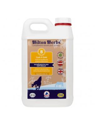 Cush X Gold - Syndrome de Cushing des chevaux 3 Litres - Hilton Herbs