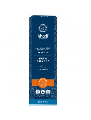 Image de Shampooing Ayurvédique Neem Balance - Anti-Pelliculaire 200 ml - Khadi depuis ▷ Aloe vera Bio - Shampooing réparateur hydratant 200 ml -