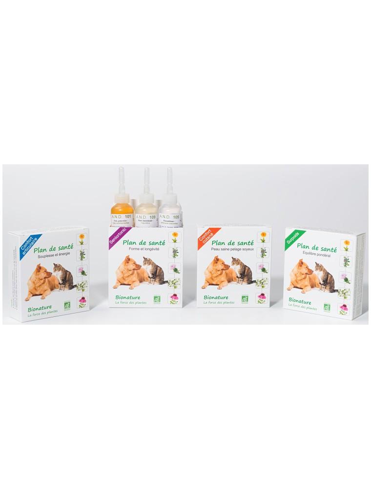 Surpoids Bio - Cure de 2 mois - Bionature