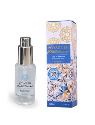 Voyage en Méditerranée Bio - Eau de Parfum Spray de 30 ml - Bioveillance