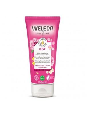 Crème de Douche Harmonisante- Aroma Shower Love 200 ml - Weleda