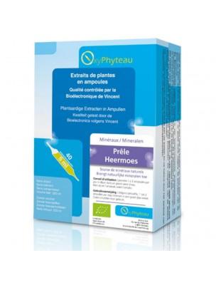 Prêle Bio - Articulations 40 ampoules - Oxyphyteau