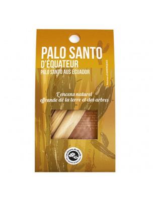 Palo Santo - Résines aromatiques 15 g - Les Encens du Monde