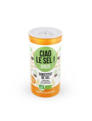 Ciao Le Sel Doux Bio - Substitut de Sel 70 g - Aromandise