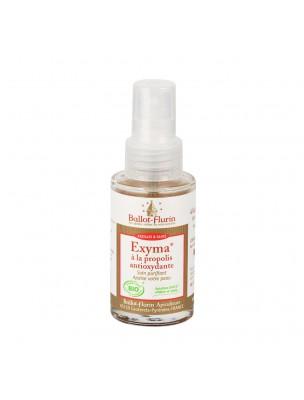 Exyma - Eau de soin apaisante et déodorante à la propolis 50 ml - Ballot-Flurin