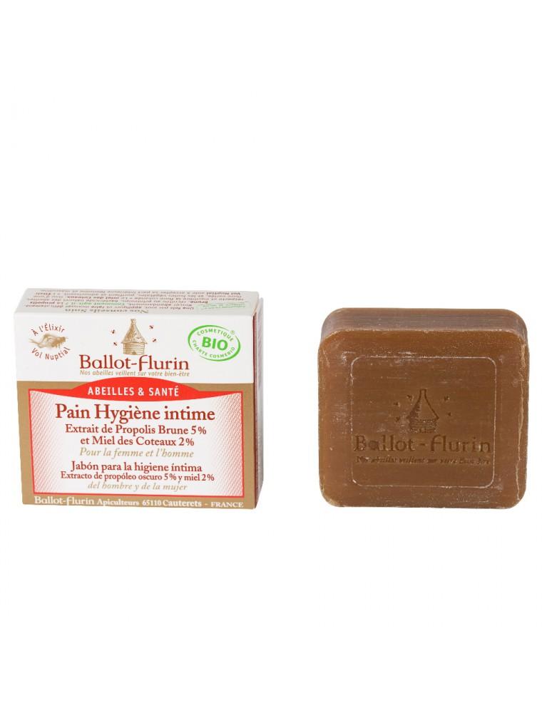 Pain Hygiène Intime 100g - Hygiène intime naturelle - Ballot-Flurin