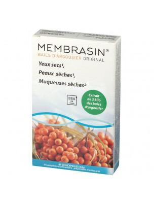 Membrasin Original - Baies d'Argousier 60 capsules végétales - Aromtech