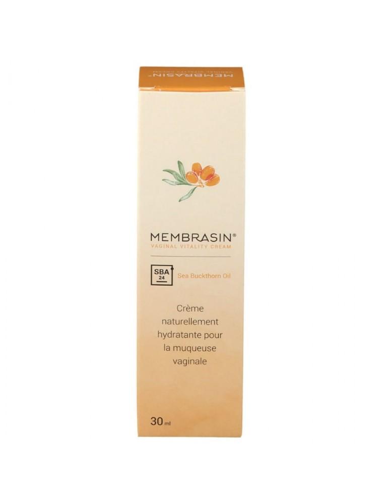 Membrasin Vaginal Vitality Cream - Baies d'Argousier 30 ml - Aromtech
