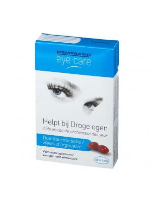 Membrasin Eye Care - Baies d'Argousier 60 capsules - Aromtech