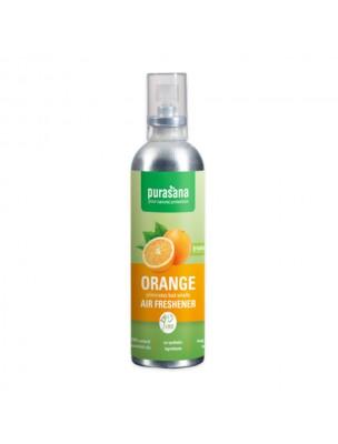 Frishi Orange - Désodorisant 100 ml - Purasana