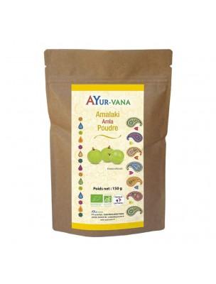 Amalaki poudre Bio - Tonique 150 grammes - Ayur-Vana