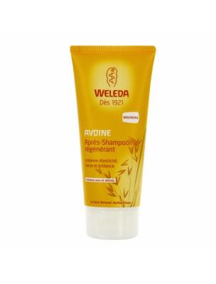Après-Shampoing Régénérant à l'avoine - Cheveux secs et abîmés 200 ml - Weleda