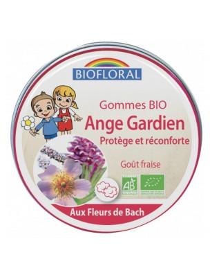 Image de Ange gardien Bio - Fleurs de Bach pour les Enfants Gommes 45g - Biofloral depuis Les fleurs de Bach au service de votre bien-être