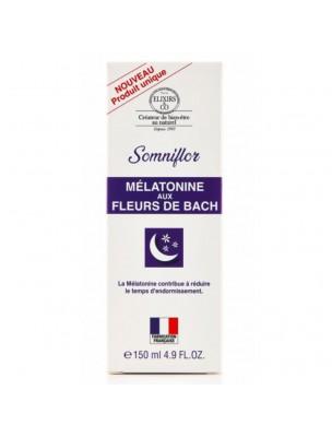 Image de Somniflor - Mélatonine aux fleurs de Bach 150 ml - Elixirs and Co depuis ▷ Wild Rose (Eglantier) N° 37 - Résignation 20ml - Fleurs de Bach
