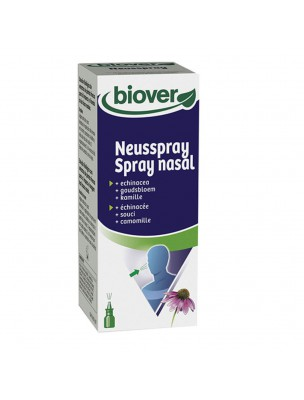 Spray Nasal - Respiration 23 ml - Biover