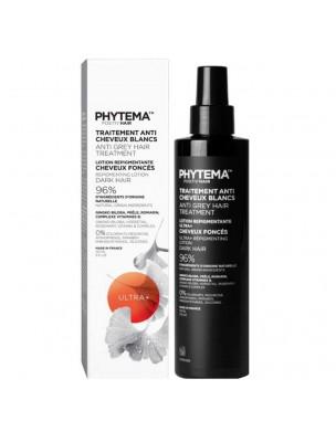 Lotion Repigmentante Ultra Plus Positiv'Hair - Cheveux foncés 150 ml - Phytema