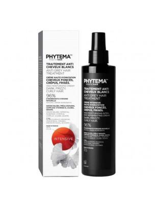 Crème Repigmentante Intensive Positiv'Hair - Cheveux foncés, crépus, frisés 150 ml - Phytema