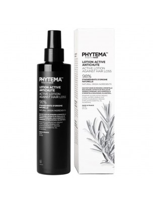 Lotion Active Antichute Positiv'Hair - Soin des Cheveux 150 ml - Phytema