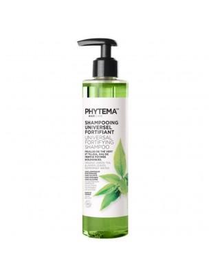 Shampoing Universel Fortifiant Bio - Cheveux ternes et dévitalisés 250 ml - Phytema