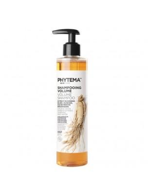 Shampoing Volume Bio - Cheveux fins et plats 250 ml - Phytema
