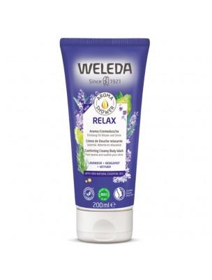 Aroma Shower Relax Bio - Calme et détente 200 ml - Weleda