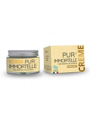 Pur Immortelle Bio - Crème de Jour Visage 50 ml - Propos Nature