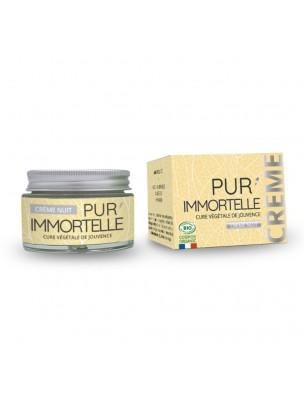 Pur Immortelle Bio - Crème de Nuit Visage 50 ml - Propos Nature
