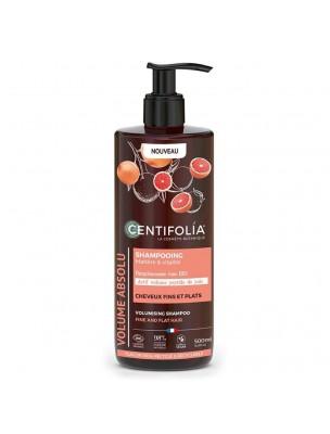Shampooing Volume Bio - Cheveux fins et plats 500 ml - Centifolia