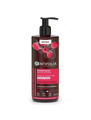 Shampooing Brillance Bio - Tous Types de Cheveux 500 ml - Centifolia