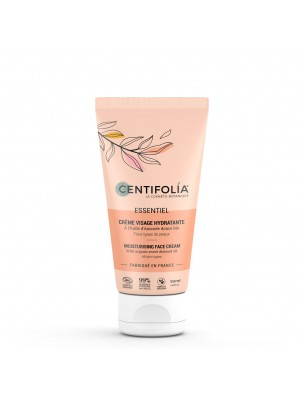 Crème Hydratante Visage Bio - Essentiel Soin du visage 50 ml - Centifolia