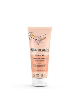 Crème Mains et Ongles Bio - Essentiel Soin des Mains et des Ongles 75 ml - Centifolia
