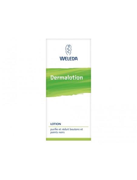 Dermalotion - Boutons et points noirs 50 ml - Weleda