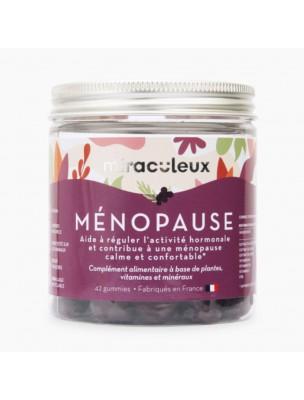 Gummies Ménopause - Troubles de la Ménopause 42 Gummies - Les Miraculeux