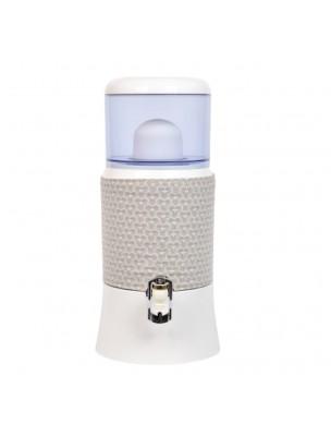Image de Housse Beige pour Fontaine à Eau 7 Litres - Fontaine Eva depuis ▷ Mortier en porcelaine intérieur rodé 160 ml de 90