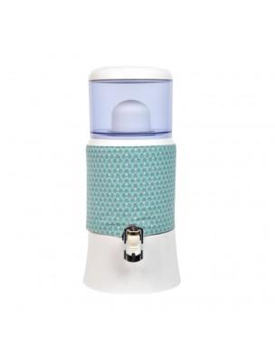 Housse Turquoise pour Fontaine à Eau 7 Litres - Fontaine Eva
