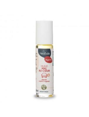 Image de Mal au Coeur Bio - Stick d'Urgence 9 ml - Néobulle depuis Synergies d'huiles essentielles digestives