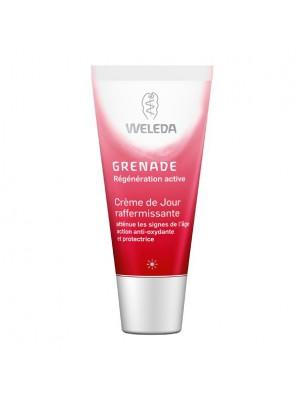 Crème de Jour raffermissante à la Grenade - Atténue les signes de l'âge 30 ml...