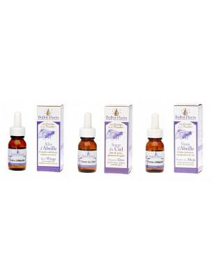 Elixirs de la Ruche Bio - Joie de Vivre et Epanouissement - Les Coffrets de l'Herboriste