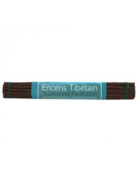 Relaxation encens traditionnel tibétains - 28 bâtonnets - Les Encens du Monde