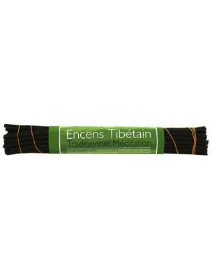 Méditation encens traditionnel tibétains - 35 bâtonnets - Les Encens du Monde