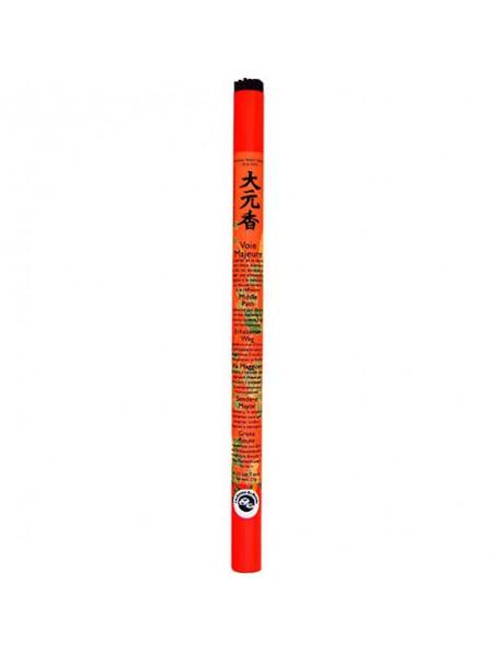 Voie Majeure encens traditionnel Japonais - 35 bâtonnets longs - Les Encens du Monde