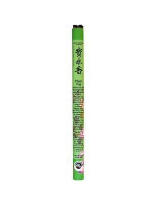 Mont Fuji encens traditionnel Japonais - 40 bâtonnets longs - Les Encens du...