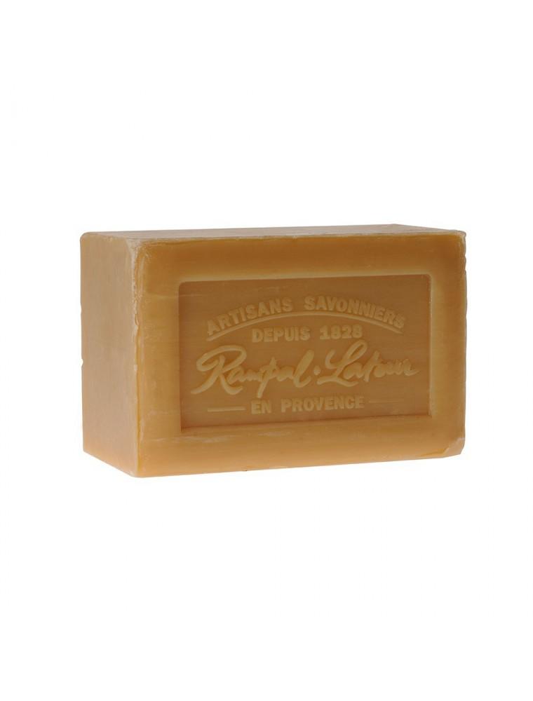 Savon de Marseille Bio extra pur blanc - Garanti 72% d'huile, pur végétal, 300g - Rampal Latour